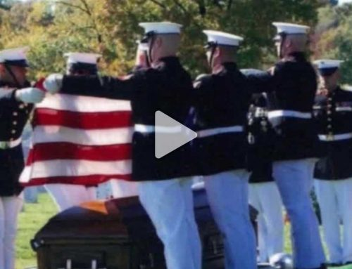 Mystery Marine Death